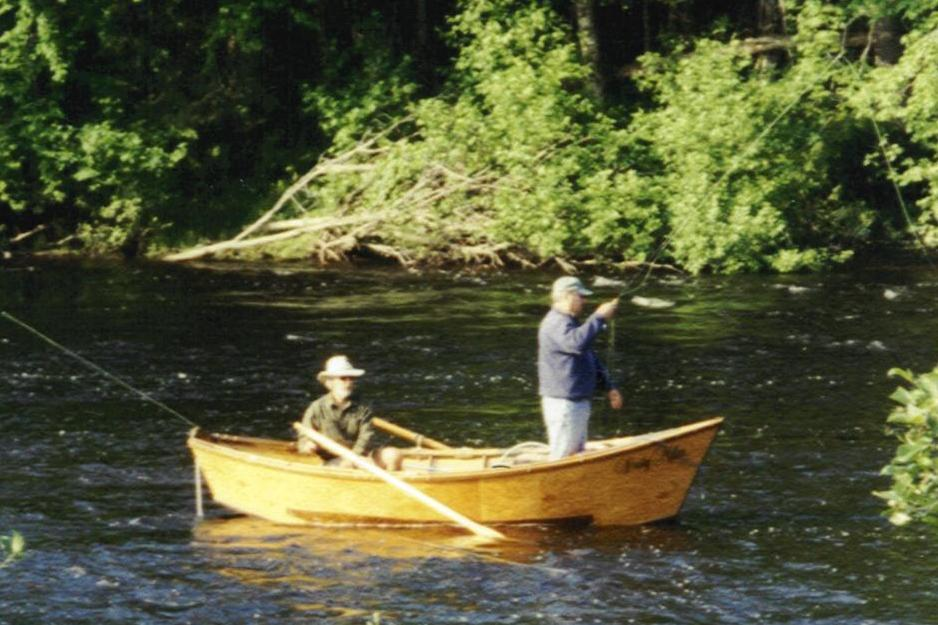 New Hampshire Rivers Guide Service: Drift-boat Trips