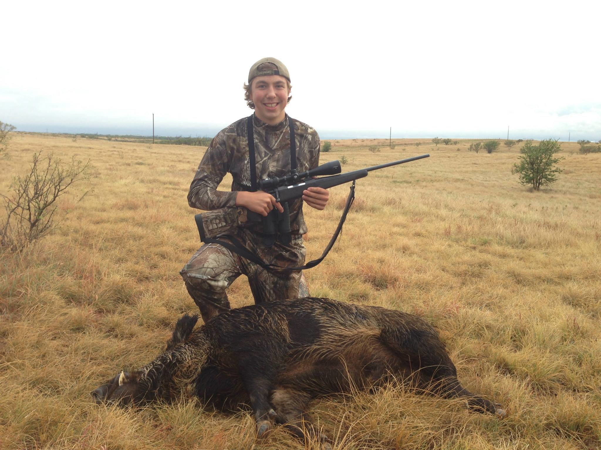 Cast & Bang Outfitters: Hog