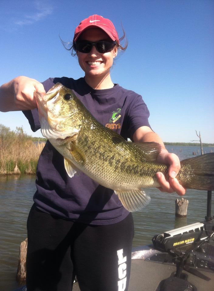 Lake Fork Bass Fishing With Pro Guide Marc Mitchell: Full Day Trip Extended