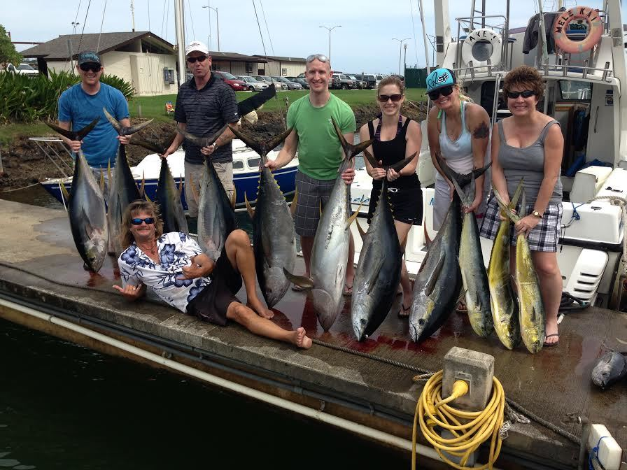 Captain Trips Sportfishing: 3/4 day private charter