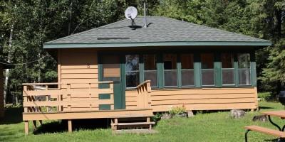 Everett Bay Lodge On Lake Vermilion: Rental Cabin 5