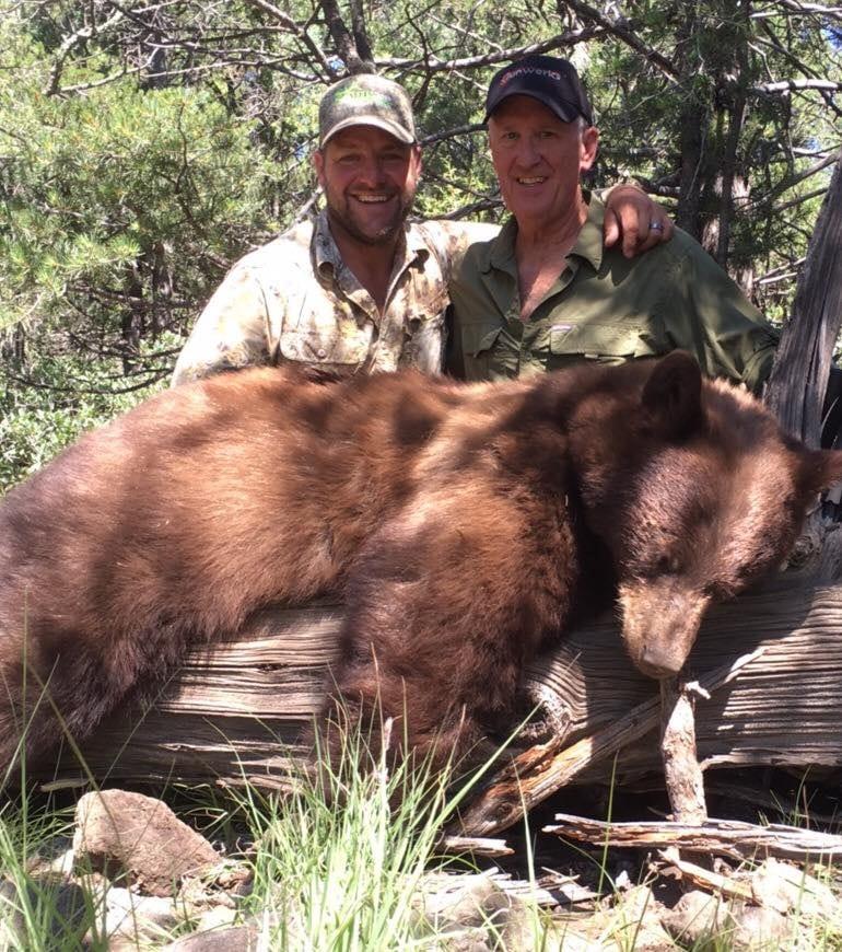 New Mexico Trophy Hunt : Black Bear Fall Hunt