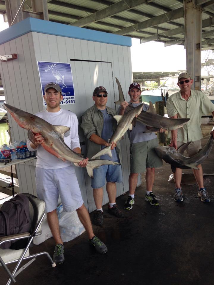 SeaPlay Sportfishing: Galveston Deep Sea Fishing Charter