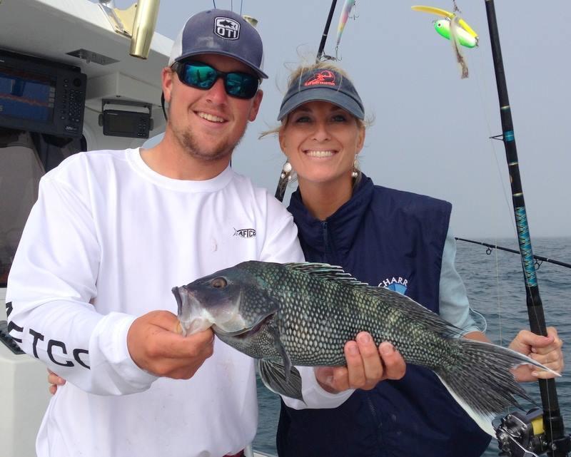 Northeast Sportfishing: Black Sea Bass/Porgy/Squid/Fluke