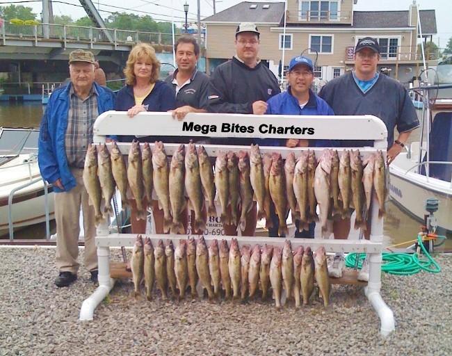 Mega Bites Charters: COMBO Trips