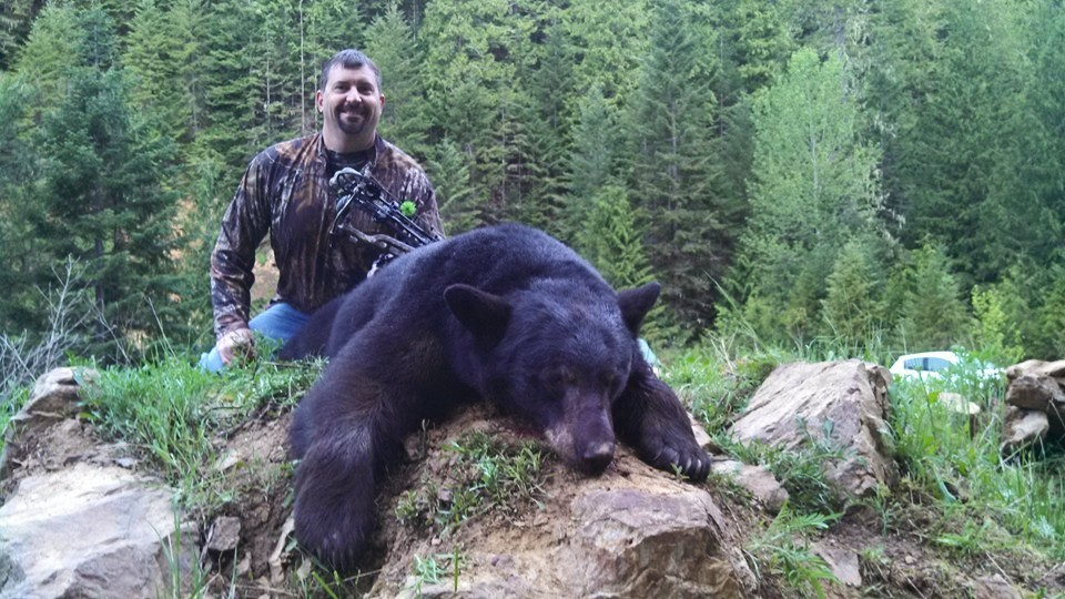 Russell Pond & B Bar C Outfitters: Bear Hunt