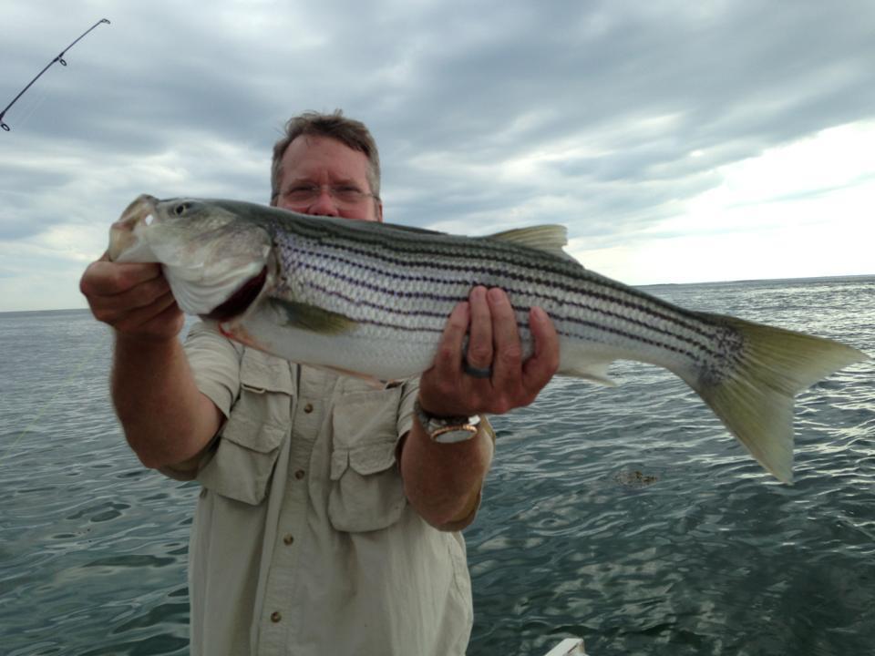 Fish Portland Maine: Inshore Trips