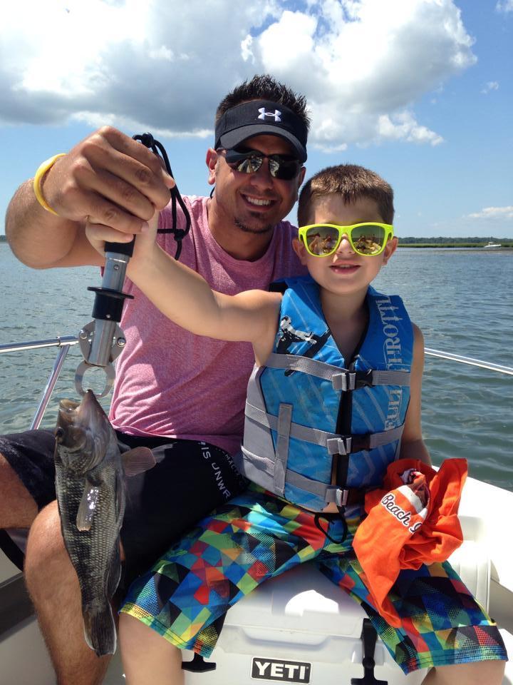 Fox Catcher Charters: Fox Catcher Fishing Trips