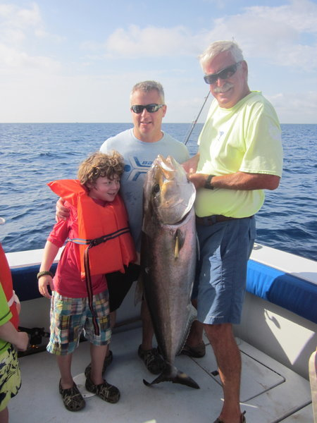 Tuna Wahoo Fishing Charters: Full Day Trip