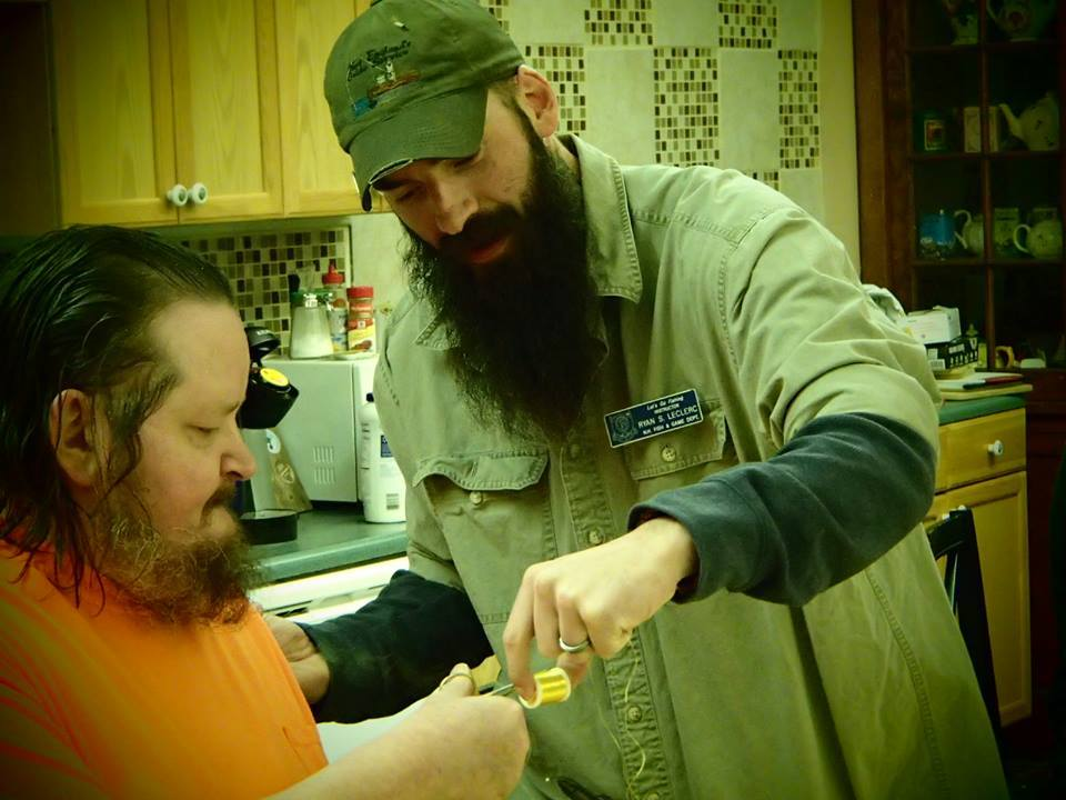 New England's Guide Service Llc.: Fly Tying Lesson