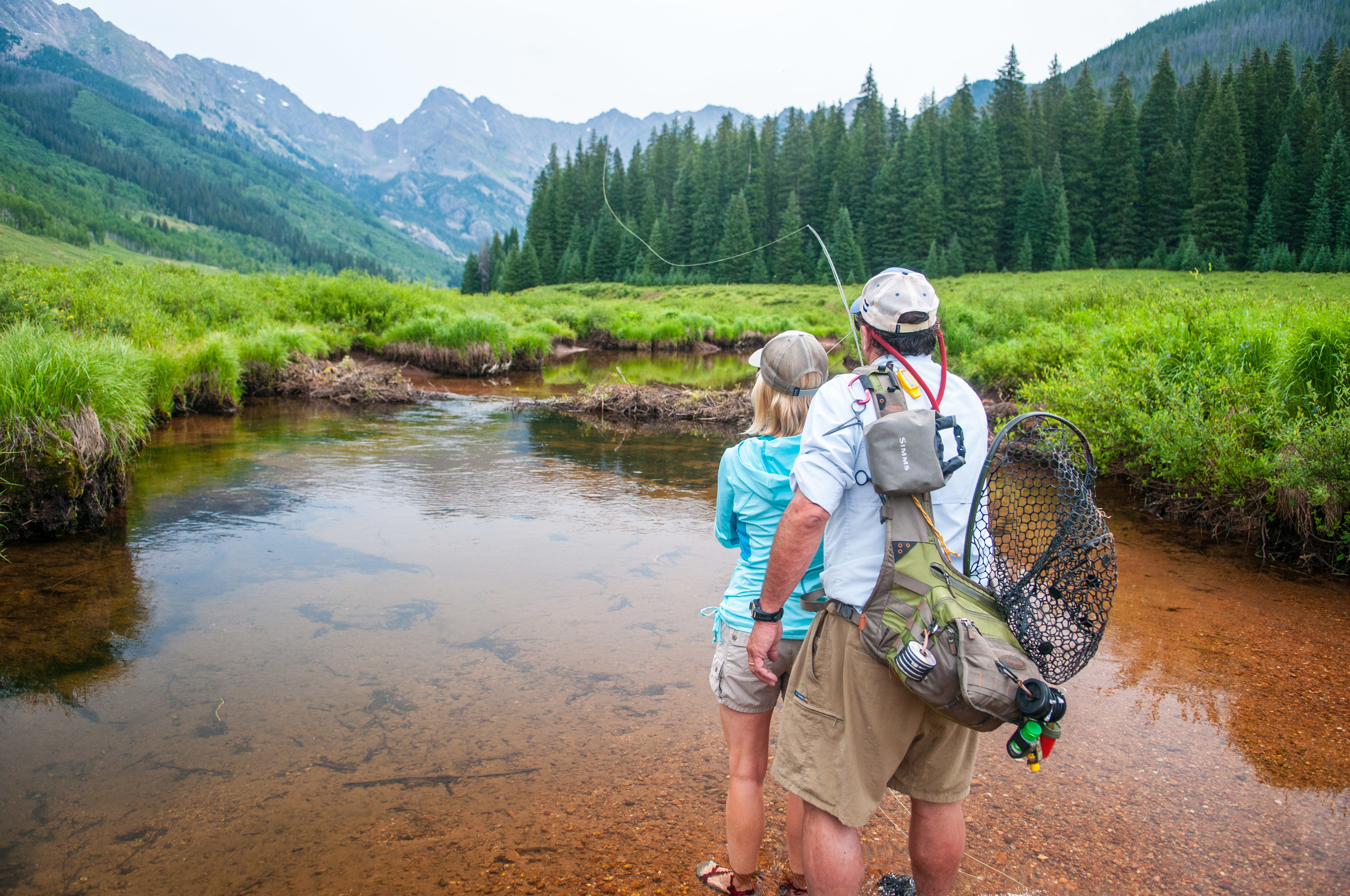Vail Valley Anglers: Hike & Fish Trip