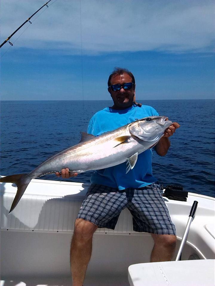 Fin Nagle Fishing Charters: Half Day Trip