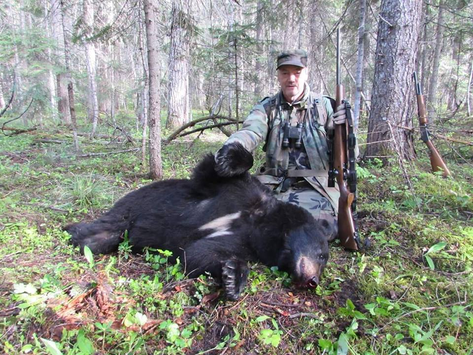 York Outfitters: Spring Bear Hunt