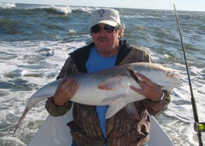 Gecko Sportfishing Charters: Half Day Near Shore