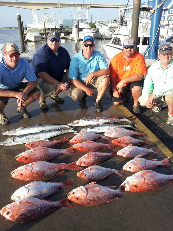 Reel Threel Saltwater Charters: Deepsea Trip