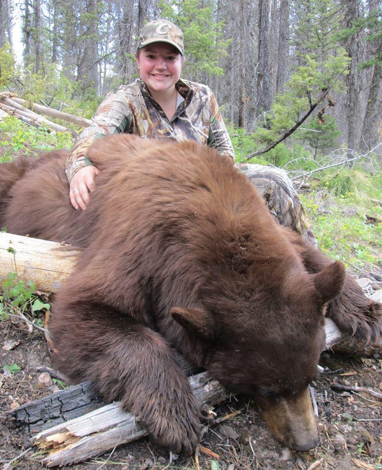 Elk Springs Outfitters: Bear Hunt