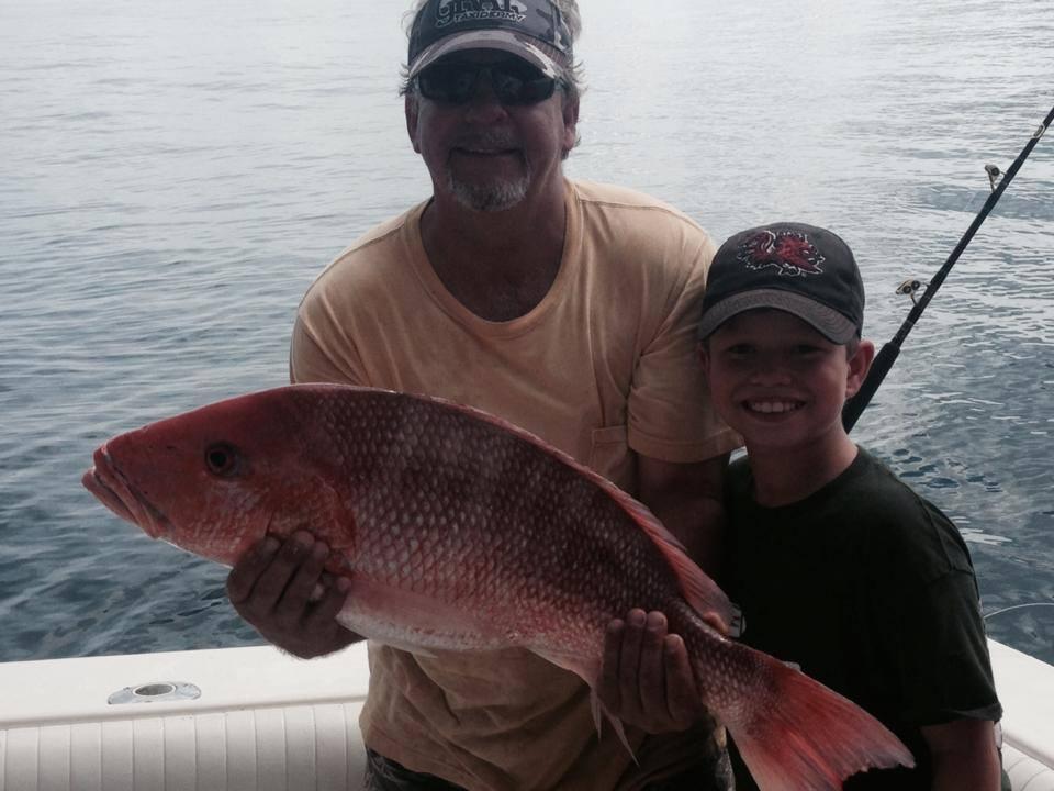 Integrity Charter Fishing: 3/4 Day Fishing Trip
