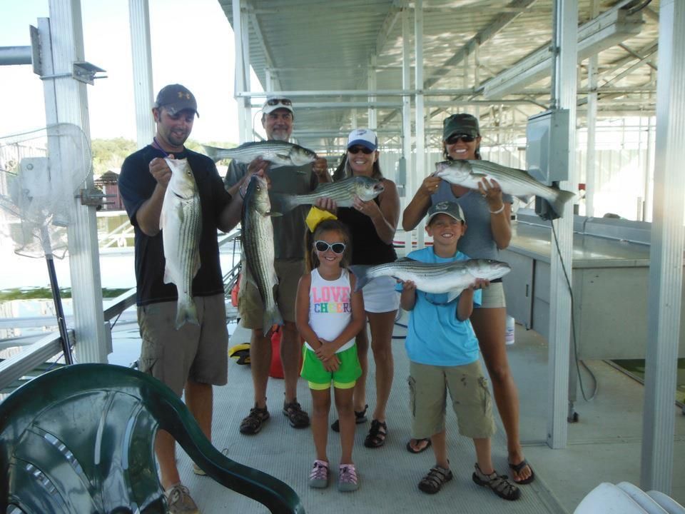 Jimmy Bishop's Striper Guide Service: Striper Fishing Trips