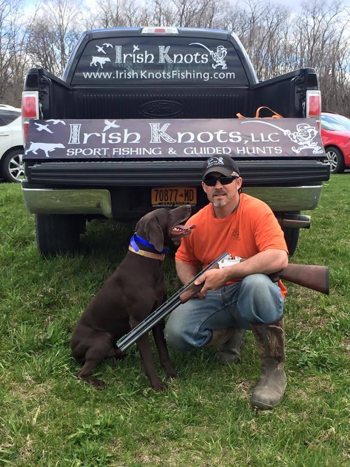 Irish Knots Sport Fishing: Upland Hunts