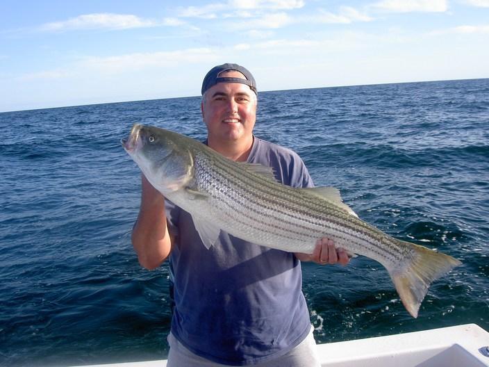 Stripers R Us: Short Fishing Trip