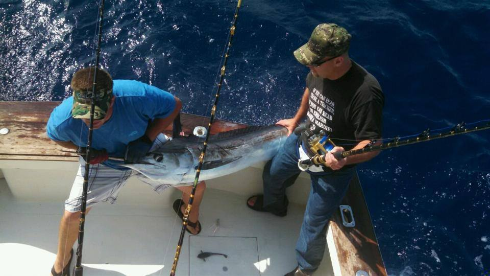 Game Changer Sportfishing: Tuna/Marlin Fishing Trip