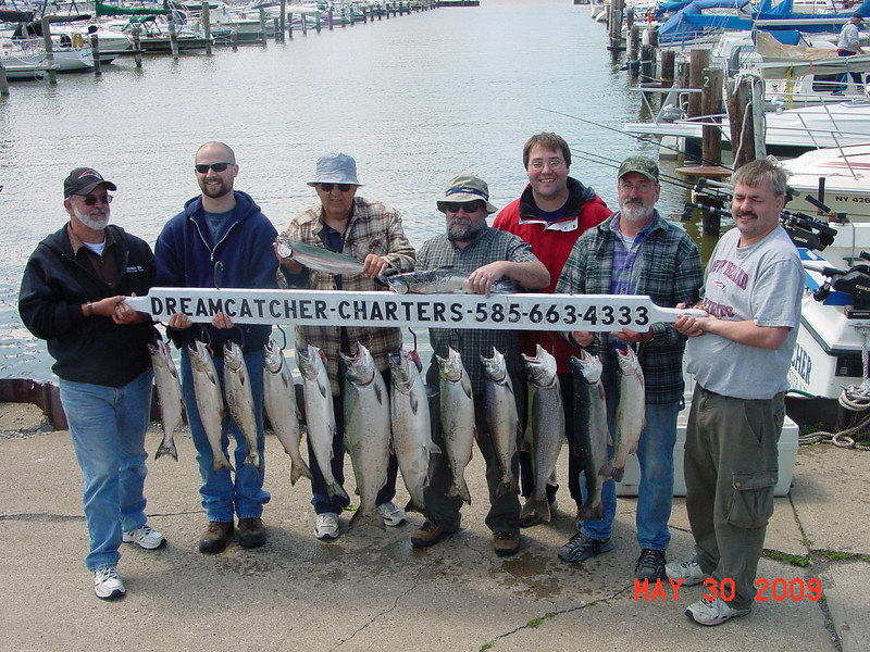 Dream Catcher Charters: 3/4 Day