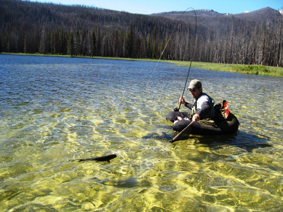 Elk Springs Outfitters: Fly Fishing/Pack Trip