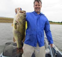 Lake Fork Guide Tony Clark: Guided Fishing Trip