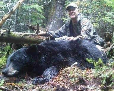 Maine Trophy Outfitters: Black Bear Hunt - Self Guided