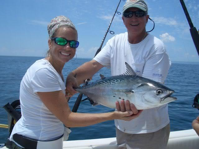 Ocean Stinger Fishing Charters: Near Shore Trips