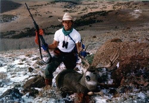 Sage N Pine Guide & Outfitters: Mule Deer Rifle (7 day)