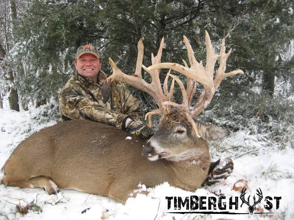 Timberghost: Free Range Gun Hunts