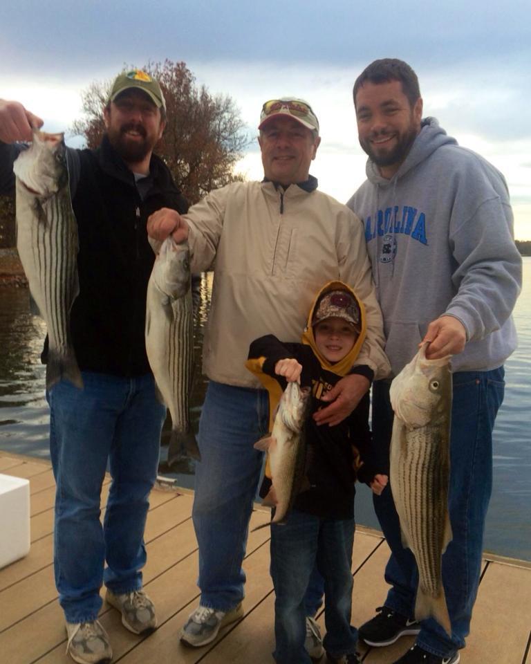 Fish On Guide Service North Carolina: Full Day Trip