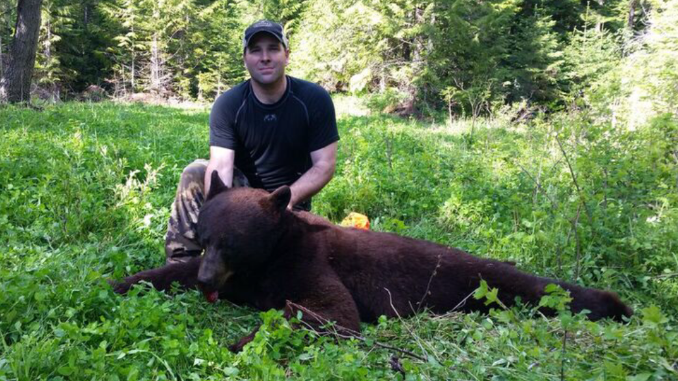 Ridgeback Outfitters : Washington Black Bear