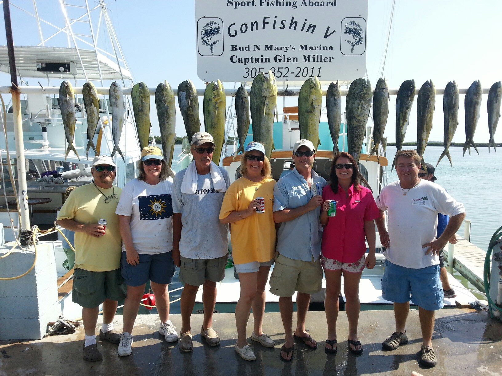 Gonfishin V: Example Full Day Trip