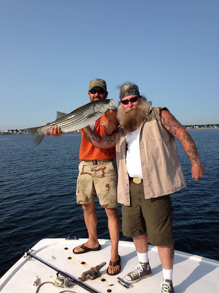 Mainetunafishing: Inshore bass and blues