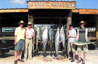 Venice Outdoors: Big Game Charter