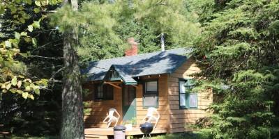 Everett Bay Lodge On Lake Vermilion: Rental Cabin 10