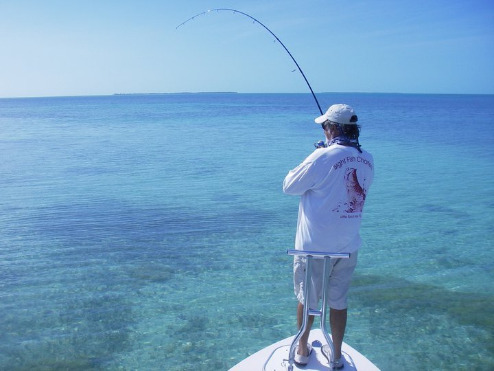 Shallow Water Charters: 3/4 Day Fishing Trip