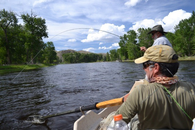 Fishtales Outfitting: Montana Fly fishing Float Trip