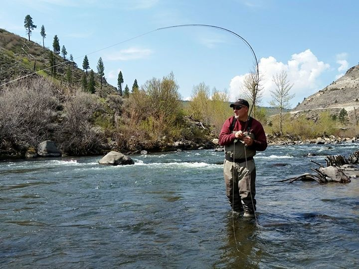 Nor Cal Fly Guides: Full Day 8hr Specialized Walk and Wade Trip