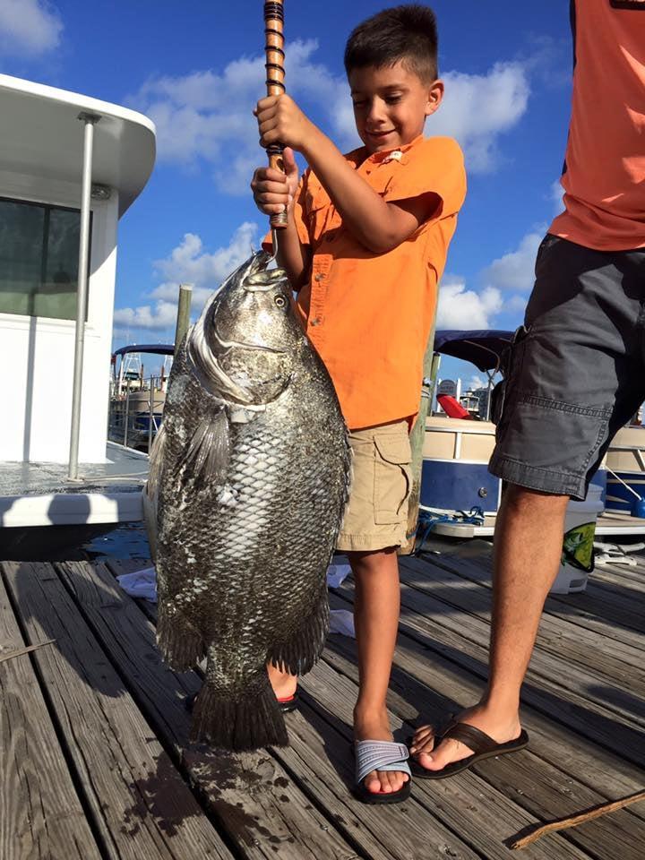 Gulf Angler Fishing Charters: Blacktip H Destin Offshore Charter