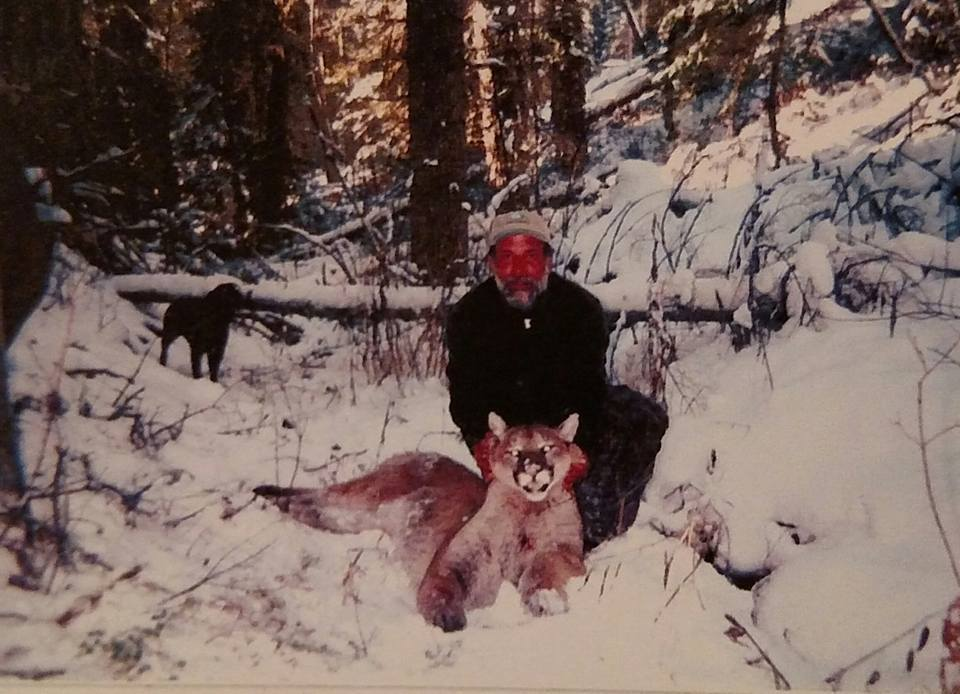 York Outfitters: Mountain Lion Hunt