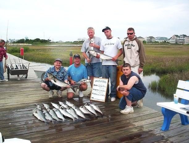 Bill 4 Bills Sportfishing: Inshore Full Day
