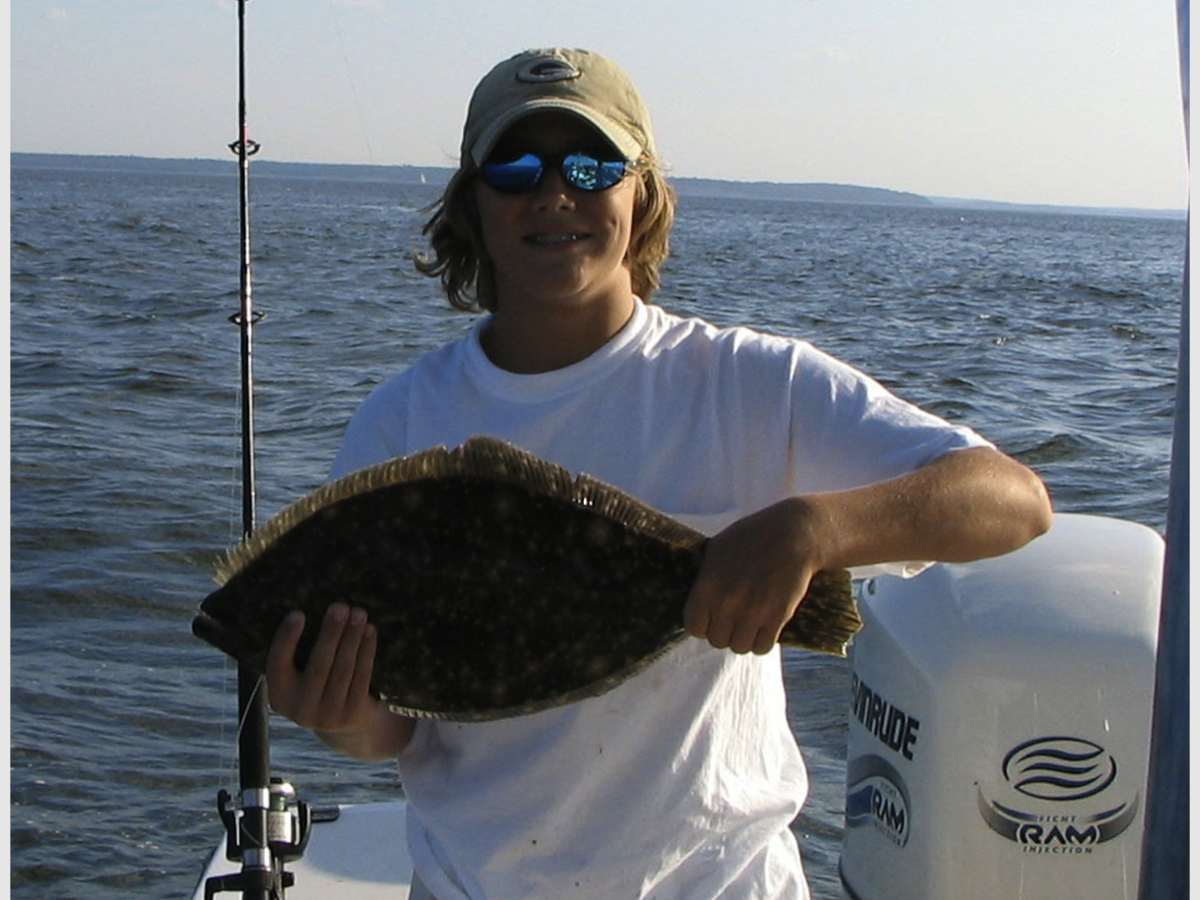 First Step Fishing Excursions: Near Shore & Reef 1/2 Day