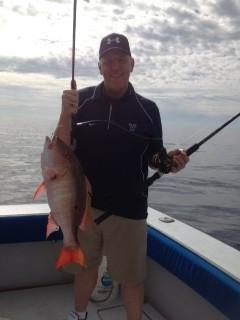 Tuna Wahoo Fishing Charters: 1/2 Day Fishing Trip