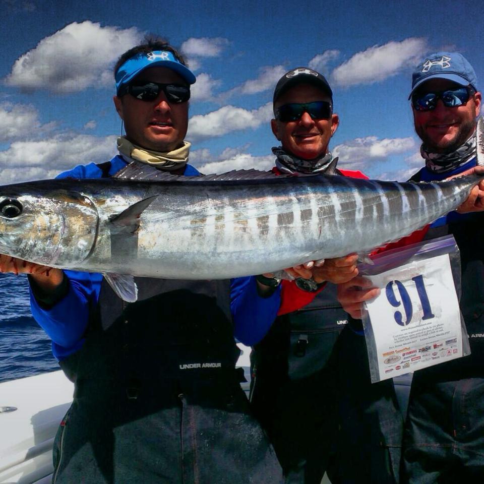 Captain Ryan Farner Fishing: Tampa Bay Offshore Fishing