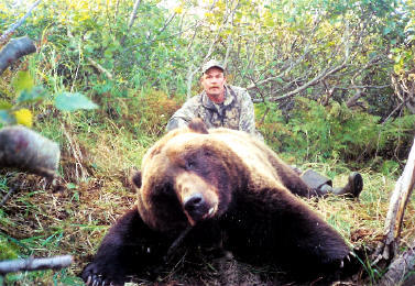 High Adventure Air Charter Guides & Outfitters: BROWN BEAR HUNTS