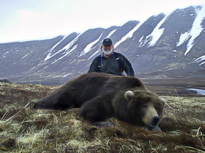 Mountain Monarchs Of Alaska: Spring Brown Bear Hunts in the Alaska Wilderness Cold Bay Area