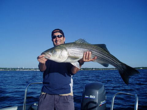 Rip Tide Charters Maine Maine 1: Full Day Trip